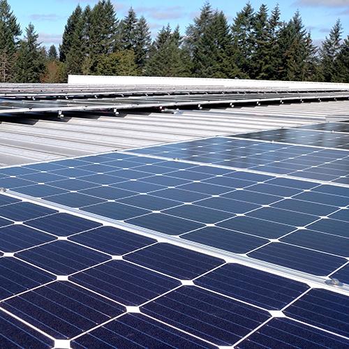 Thurston County Food Bank Solar A Amp R Solar