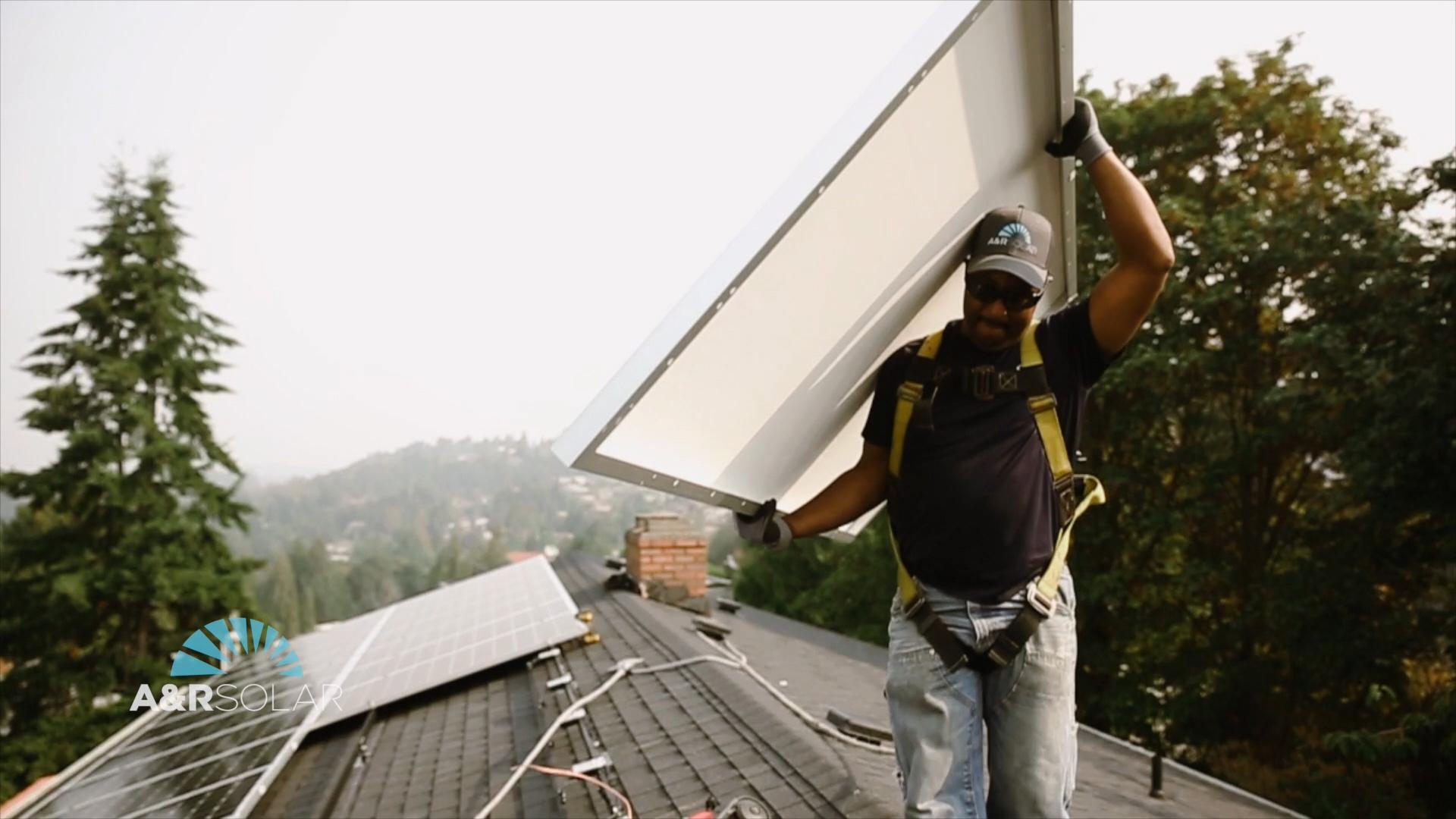 Solar Jobs - Electricians, Installers & More | A&R Solar
