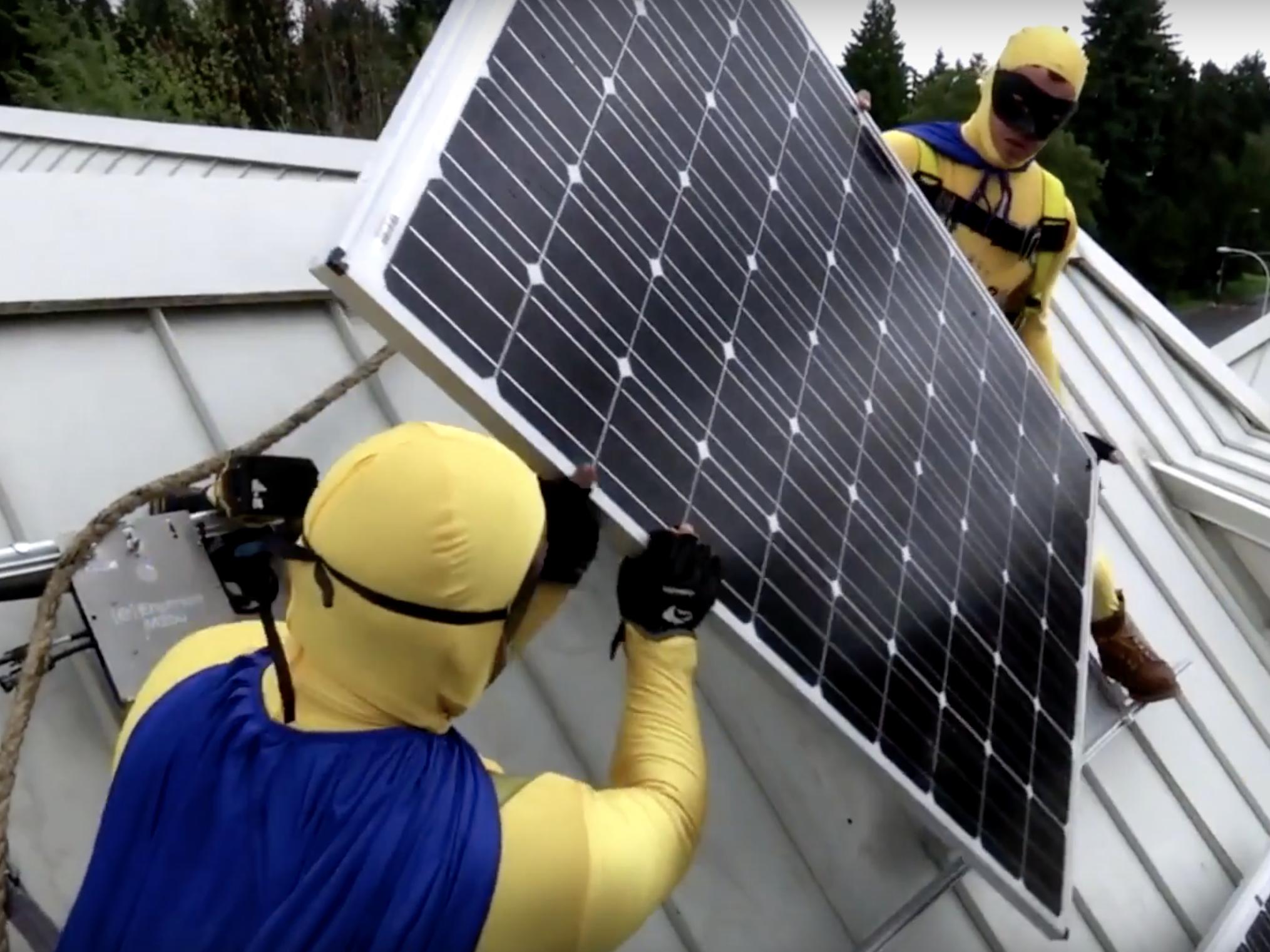 Solar Heroes!